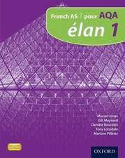 Élan: 1: Pour AQA Student Book