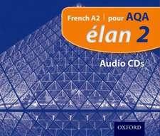 Élan: 2: Pour AQA Audio CDs