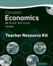 Complete Economics for IGCSE® and O-Level Teacher Resource Pack