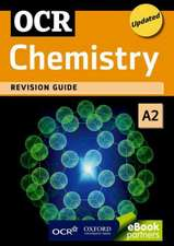 OCR A2 Chemistry Revision Guide.:  English as a Second Language