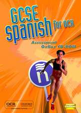 GCSE Spanish for OCR Assessment OxBox CD-ROM