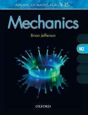 Advanced Maths for AQA: Mechanics M2