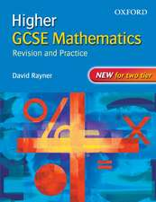 GCSE Mathematics: Revision and Practice: Higher: Students' Book