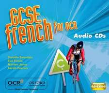 GCSE French for OCR Audio CDs