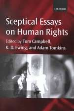 Sceptical Essays on Human Rights