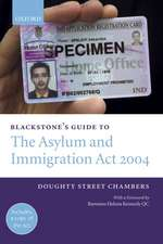 Blackstone's Guide to the Asylum and Immigration (Treatment of Claimants, Etc) Act 2004:  Creating and Sustaining Competitive Advantage