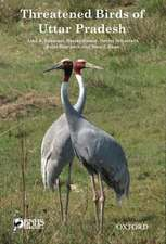 Threatened Birds of Uttar Pradesh