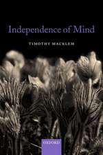 Independence of Mind