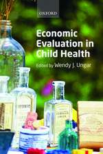 Economic Evaluation in Child Health