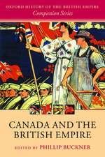 Canada and the British Empire