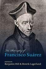 The Philosophy of Francisco Suárez