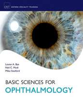 Basic Sciences for Ophthalmology:  A Very Short Introduction