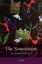 The Nonexistent