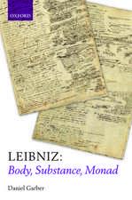 Leibniz:  Body, Substance, Monad
