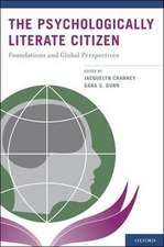 The Psychologically Literate Citizen: Foundations and Global Perspectives