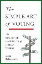 The Simple Art of Voting: The Cognitive Shortcuts of Italian Voters