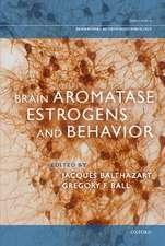 Brain Aromatase, Estrogens, and Behavior