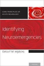 Identifying Neuroemergencies