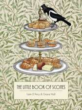 The Little Book of Scones:  Thrifty Wisdom from the Oldie