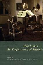Haydn and the Performance of Rhetoric