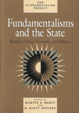 Fundamentalisms & the State – Remaking Polities, Economies, & Militance (Paper)