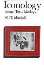Iconology – Image, Text, Ideology