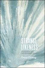 Strange Likeness: Description and the Modernist Novel