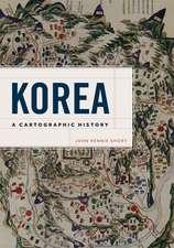 Korea – A Cartographic History