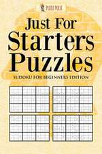 Just for Starters Puzzles