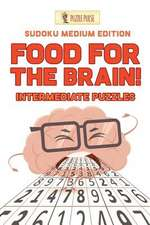 Food for the Brain! Intermediate Puzzles
