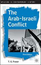 The Arab-Israeli Conflict:  A Study of Negative Consequences