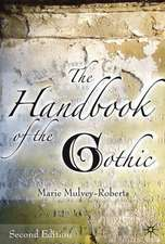 The Handbook of the Gothic