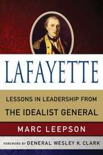 Leepson, M: Lafayette