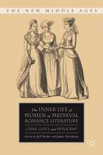 The Inner Life of Women in Medieval Romance Literature: Grief, Guilt, and Hypocrisy