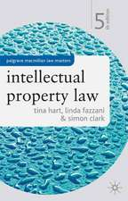 Hart, T: Intellectual Property Law