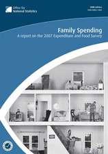 Family Spending (2007-2008)