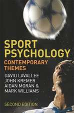 Sport Psychology: Contemporary Themes