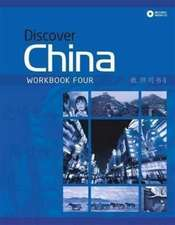 Discover China Level 4 Workbook & CD Pack
