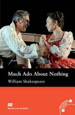 Macmillan Readers Much Ado About Nothing Intermediate Without CD Reader