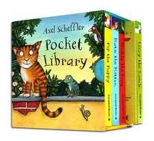 Axel Scheffler's Pocket Library