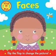 Flip-a-Pic: Faces