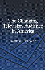 The Changing Television Audience in America