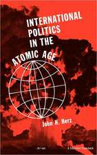 International Politics in the Atomic Age (Paper)