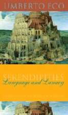 Serendipities – Language & Lunacy