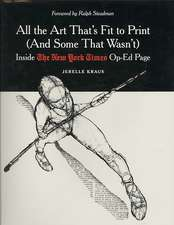 All the Art That′s Fit to Print (And Some That Wasn′t) – Inside the New York Op–Ed Page