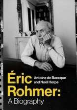 Éric Rohmer – A Biography