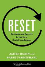 Reset – Business and Society in the New Social Landscape
