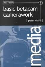 Basic Betacam Camerawork