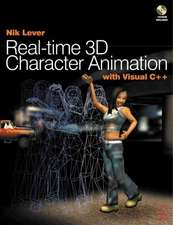 Real-Time 3D Character Animation with Visual C++ [With CDROM]:  A Guide to CD, Minidisc, Sacd, DVD(A), MP3 and DAT