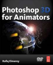 Photoshop 3D for Animators [With CDROM]:  The Shutter Sisters' Guide to Shooting from the Heart